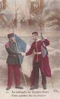 LOT//371.....16 CPA PATRIOTIQUES - 5 - 99 Postkaarten