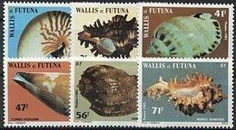 Wallis, N° 323 à N° 328** Y Et T - Wallis-Et-Futuna