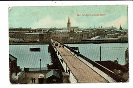 CPA-Carte Postale-Royaume Uni- Londonderry-The Bridge  VM10431 - Londonderry