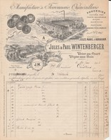 Vivier-au-Court / Vrigne-aux-Bois - Jules & Paul Winterberger - 1900 – 1949