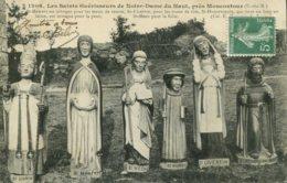 22 - CPA Les Saints Guérisseurs De ND Du Haut, Près Moncontour - France