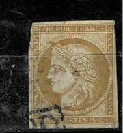 Colonies Françaises, Emissions Générales TP N °22 - Ceres