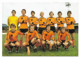 FOOTBALL  EQUIPE NEDERLAND - WORLD CUP 1978 - Soccer