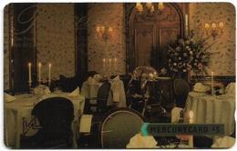 UK (Mercury) - Park Lane Hotel, 20MERF - MER087, 5.007ex, Used - Reino Unido