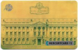 UK (Mercury) - Royal Automobile Club #1 - 20MERC - MER078 - 7.174ex, Used - [ 4] Mercury Communications & Paytelco