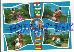 Paraguay. Couples Typiques. Drapeaux. 1976 - Paraguay