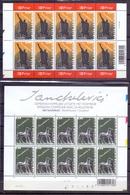 Belgie - 2006 - OBP - ** 3308/09 - Gem. Uitgifte Met Roemenie ** - Belgium