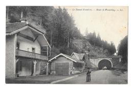 (25562-88) Bussang - Le Tunnel Frontière - Route De Wesserling - Bussang