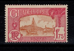 Guadeloupe - YV 117A N** Gomme Coloniale - Guadeloupe (1884-1947)