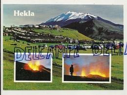 Islande. Iceland Mt. Hekla - Islande