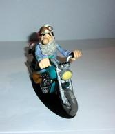 "Figurine Joe Bar ""Bebert Lingo Sur Sa Honda 1000 GoldWing"" N°13 - Figurines"