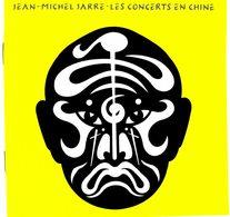 CD N°6602 - JEAN MICHEL JARRE : LES CONCERTS EN CHINE - COMPILATION 9 TITRES - New Age