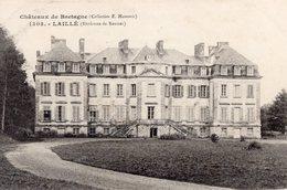 Laillé (35) - Le Château. - Autres Communes