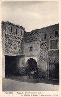 "TUNISIE ""TOZEUR ""Vieille Maison - Túnez"