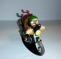 "Figurine Joe Bar ""Jean Quille Sur Sa Kawasaki Z 100"" N°76 - Figurines"