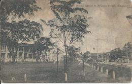 SINGAPOUR   -   SINGAPORE   -  Dhoby Ghaut Et Prinsep Street - Singapore