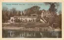 17 - Env D'ECURAT - SAINT THOMAS - Les Rives De La Charente - Altri Comuni
