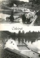 15 - CALVINET - Le Lac - Piscine Surveillée - Autres Communes