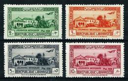 Gran Líbano (Francés) Nº A-75/8**/* Cat.25,80€ - Great Lebanon (1924-1945)