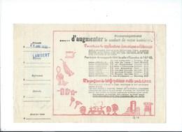 COMPAGNIE PARISIENNE De DISTRIBUTION D'ÉLECTRICITÉ Bureau DAMES Quittance 1929 Confort électrique  Bien 2 Scans - Electricité & Gaz