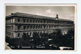 BARI:  R. UNIVERSITA'  B. MUSSOLINI  -  FOTO  -  FP - Scuole