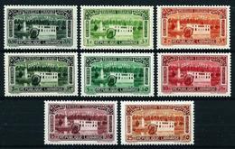 Gran Líbano (Francés) Nº A-57/64**/* Cat.47,80€ - Gran Líbano (1924-1945)