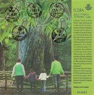 2018-ED. 5267 COMPLETA MINIPLIEGO- Flora. Árbol Histórico El Abuelo.  -USADO - 1931-Hoy: 2ª República - ... Juan Carlos I