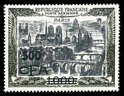 ** N°51, 500F Sur 1000F Paris, TB (certificat)  Qualité: **  Cote: 400 Euros - Réunion (1852-1975)