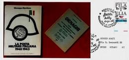 Genova 22-9-1992 Annullo Giornata Della Filatelia Su Pubblicitaria : LA POSTA MILITARE ITALIANA 1940-1943 - Esposizioni Filateliche