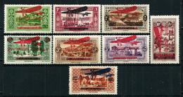 Gran Líbano (Francés) Nº A-29/35-38 Nuevo* - Great Lebanon (1924-1945)