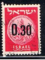 IS 303 // YVERT 172 // 1960 - Israel