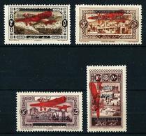 Gran Líbano (Francés) Nº A-21/4 Nuevo* - Great Lebanon (1924-1945)