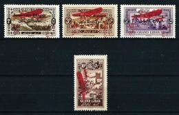 Gran Líbano (Francés) Nº A-17/20 Nuevo* - Great Lebanon (1924-1945)