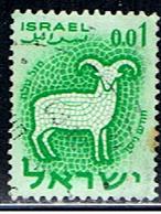 IS 307 // YVERT 186 // 1961 - Israel