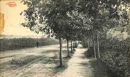 CPA - Belgique - Koksijde - Coxyde-Bains - Route Pittoresque - Kortrijk