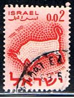 IS 308 // YVERT 187 // 1961 - Israel
