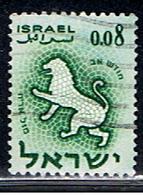 IS 311 // YVERT 190 // 1961 - Israel