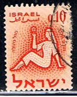IS 312 // YVERT 191 // 1961 - Israel