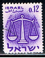 IS 313 // YVERT 192 // 1961 - Israel