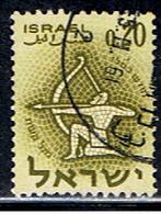 IS 314 // YVERT 194 // 1961 - Israel