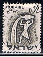 IS 316 // YVERT 196 // 1961 - Israel