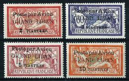 Gran Líbano (Francés) Nº A-1/4 Nuevo* - Great Lebanon (1924-1945)