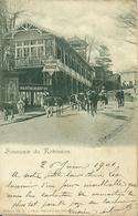 Souvenir De ROBINSON   -- Carte Précurseur , Circulée En 1901 - Le Plessis Robinson