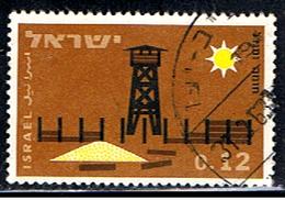 ISRAEL  320 // YVERT 232 // 1962 - Israel