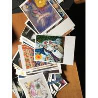 Lot De Cartes Postales Neuves Chagall - Non Classés