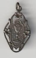 Médaille En Pendentif Fin 19ème Siècle - Calice De La Communion - Religion & Esotericism