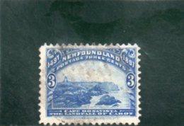 TERRE-NUEVE 1897 O - Newfoundland