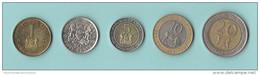 Kenya Kenia Lotto 5 Monete - Kenia