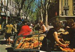 Toulon......  Marche Du Cours Lafayette - Märkte