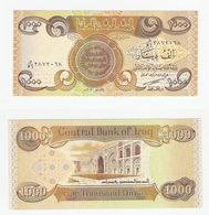 Irak  P. 93  1000 Dinars 2003 UNC - Iraq